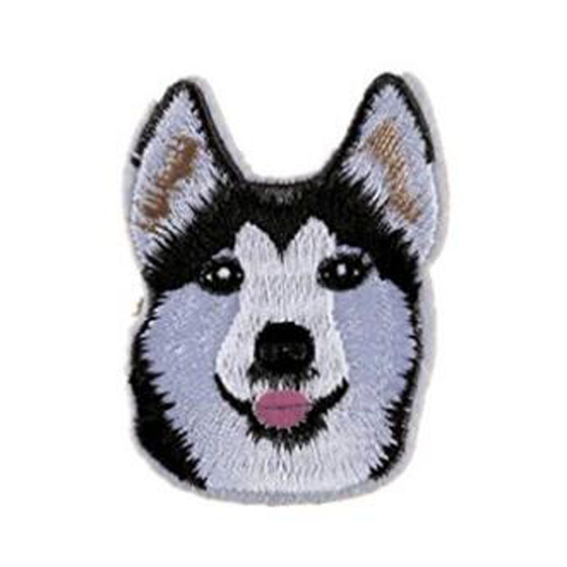 Alaskan Malamute Dogs Patch