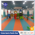 Los niños utilizaron la escuela jardín de infantes Patio de juegos Suelo a la venta