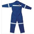 Workmens barato reflexiva da segurança Workwear Coverall uniforme