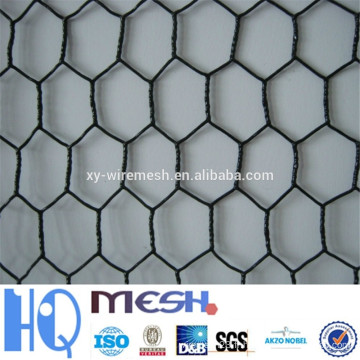 Maillage galvanisé hexagonal, maille de fil de poulet (usine)