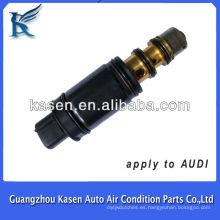 Válvula de control de compresor de aire automático para AUDI