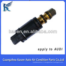 Vanne de régulation automatique du compresseur AC pour AUDI