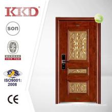 Zinc and Titanium Security Door KKD-908