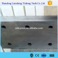 Proveedor de China Fishplate T89 para el carril de guía