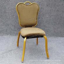 Gold and Elegant Rocking Chair (YC-C82-01)