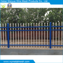 High Quality Zinc Steel Mesh Fence
