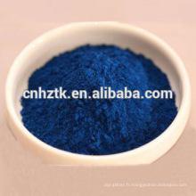 Poudre bleue indigo pure pour produits chimiques