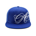 Short Brim Metal Band Snapback Caps Hats