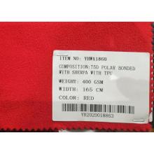 Bonded Fleece Knitting Fabrics