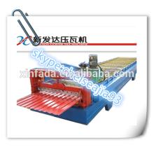 Máquina de tapume de placa de parede / máquina de parede de construção automática