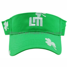 Top Quality Twill Embroidery Sport Golf Sun Visor (CSCV9504)