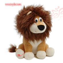 Plüsch Cartoon Animation Lion Spielzeug