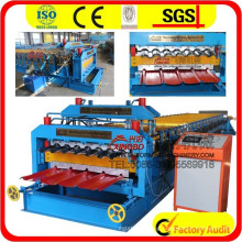 840/900 double layer roll forming machine