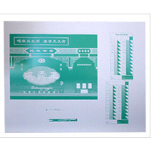 PS Format Druckplatte