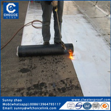 APP/SBS modified bitumen underground waterproof membrane