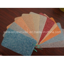 Plastic PVC Flooring for Home/School/Hospital/Shopping Mall