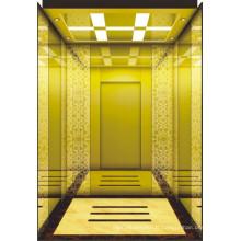 Hôtel spatiale Bien décoré Ascenseur pour passagers sans salle de machines