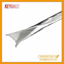 Aluminisierter Klettverschluss