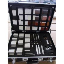 Caixas de amostras de obturadores de madeira (SGD-S-5143)