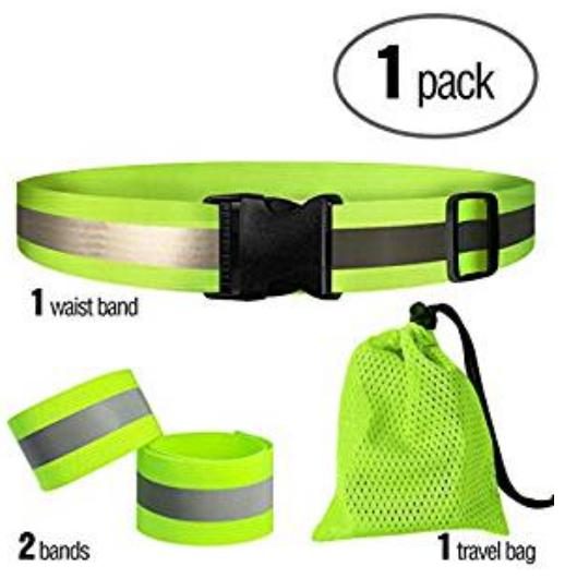 safety waist belt bands