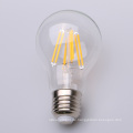 8 Watt Dimmable Glühfaden LED E27 Bruchsicher GLS