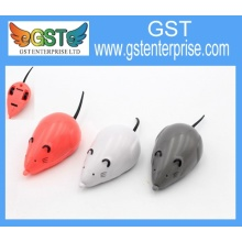 Assorted Plastic Pull Back Mouse Racers