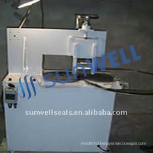 Metal Eyelets Wrapping Machine