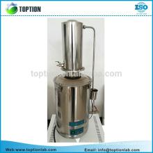 Destilador de agua de laboratorio aprobado del ce de la buena calidad popular