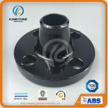 Brida forjada ANSI B16.5 acero al carbono A105n brida soldada (KT0286)