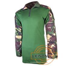 Camisa táctica con algodón / poliéster de calidad superior