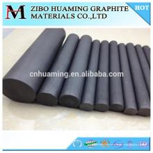 barra de barra de varilla de carbono / grafito con resistencia a la oxidación y la corrosión