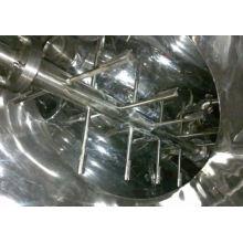 Mezclador de la serie de 2017 V, mezclador de la pasta de los SS comercial, mezclador de paleta horizontal del acero inoxidable