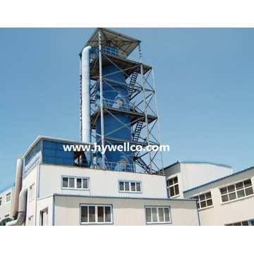 Mannitol Pressure Spray Dryer