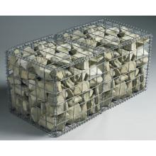 Caja de río Gabions hecha en China (TS-E115)