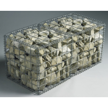Caixa de gabiões do rio fabricada na China (TS-E115)