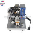 CE top grade hot stamp expiration date manual date coding machine