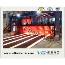 5 Strand Billet Continuous Casting Machine