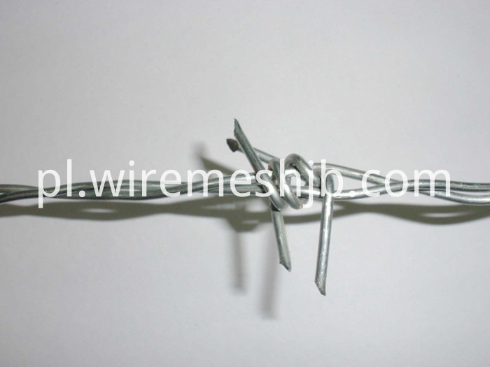 Galvanized Barb Iron Wire