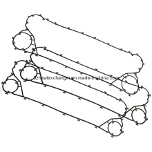 Plattenwärmetauscherdichtung (kann Alfalaval M10 ersetzen)