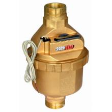 Volumetrischer Kolben Flüssigkeit gefüllte Wasser Meter Klasse C/R160