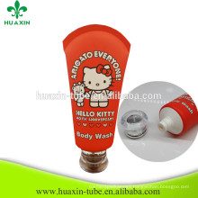 40mm 100ml Plastic Packing Tube For Body Wash