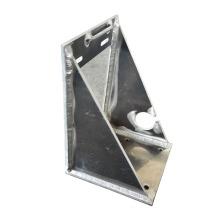 OEM ODM Piezas de soldadura de aluminio personalizadas