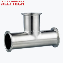 Pipe Fittings Food Grade Gelijk Tee