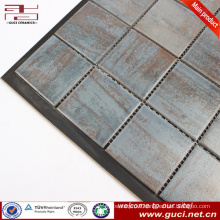 china supply rustic ceramic mosaic tile