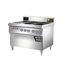 Catering Equipment Induction Commercial Electric Cooktop