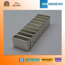 ISO/TS16949 Certificated Permanent Neodymium Magnet