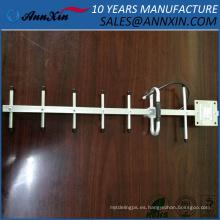 824-960MHz 1710-1880MHz N antena Yagi hembra