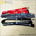 screen primting card brands north face lanyard