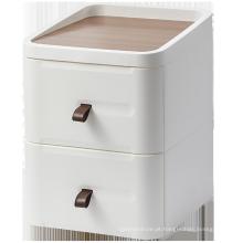 Armário de cabeceira para casa / escritório com gavetas