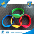 Customized High Quality Reusable Silicone RFID Wristbands for Gym fitness Club